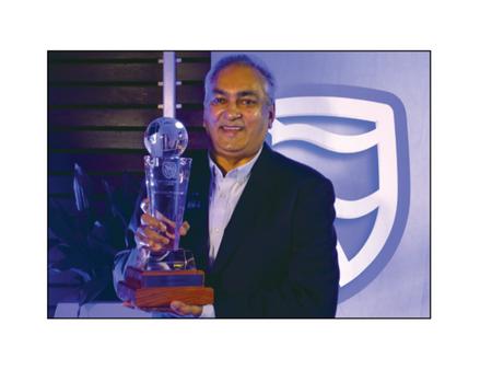 Business Personality of the Year 2021 – Ashok Sewnarain