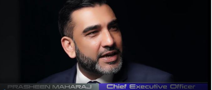 Prasheen Maharaj Chief Executive Officer