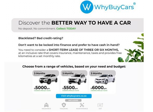 WhyBuyCars promotions