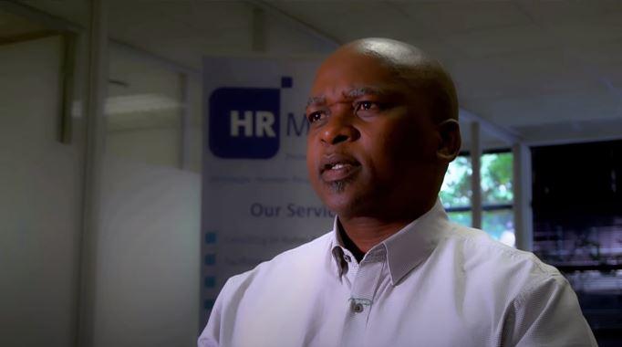 Musa Makhunga business leaders video shoot