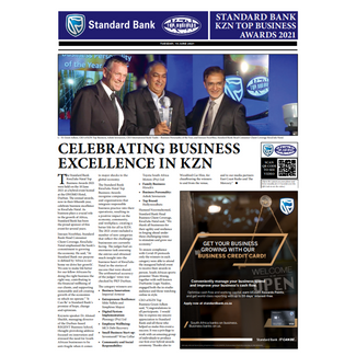 Celebrating business excellence in KZN - The Standard Bank KZN Top Business Awards 2021