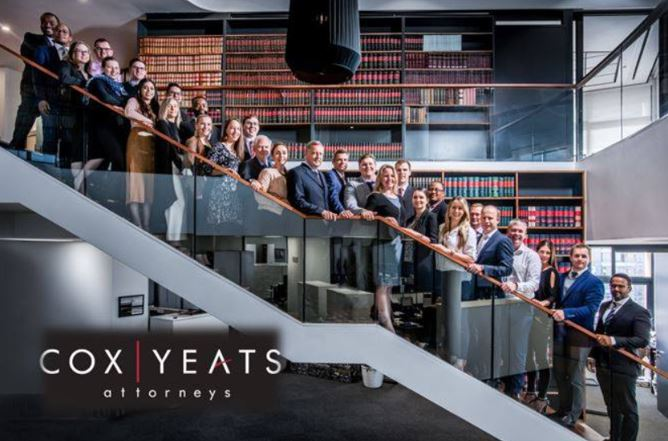 Cox Yeats Top Law Firm In The Province