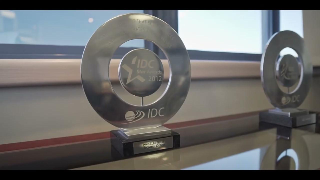 IDC KZN Regional Office awards