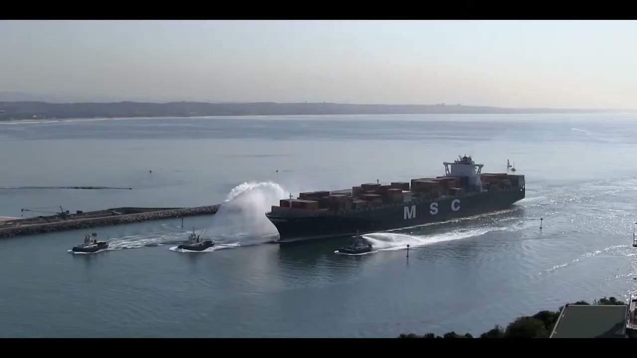 MSC Durban Port
