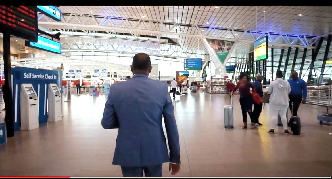 King Shaka Arrivals