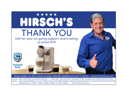 Family Business - The winner is: HIRSCH'S