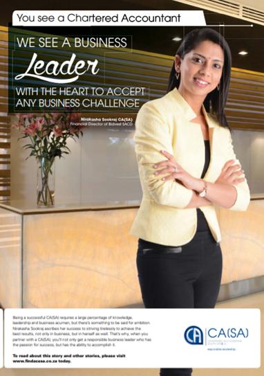 SAICA Eastern Region we see business leaders