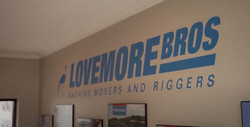 Lovemore Brothers Machine Movers & Riggers