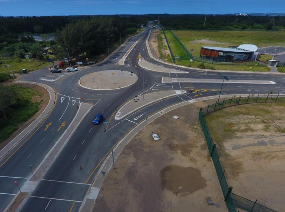 Medway road upgrade