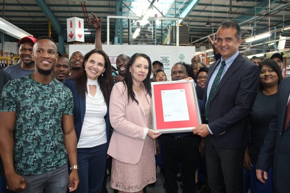 DEFY Appliances Awarded With International Environmental Management Standard Certification