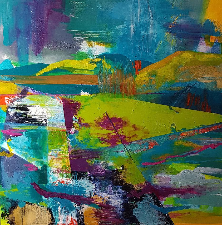 Lake district art