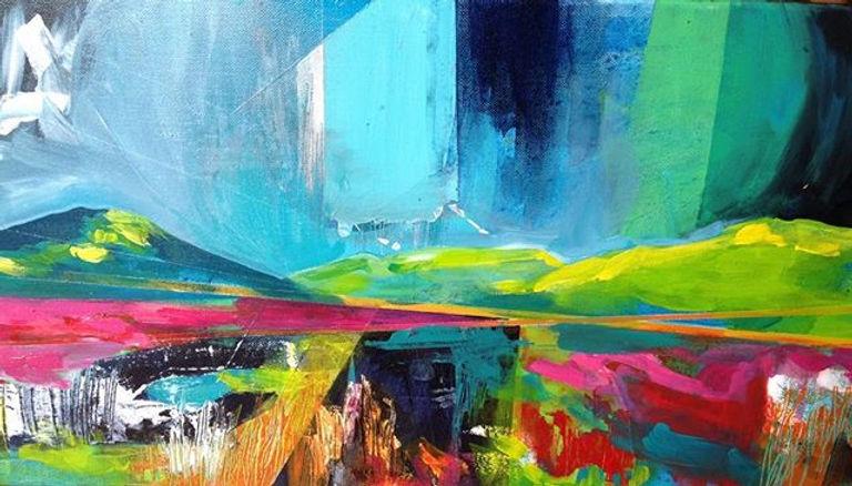 9 June. # artiststudios # lake district