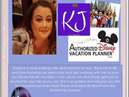Your Personal Fairy Godmother:          April Feature Friday- Kayla Jean