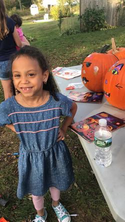 Pumpkin 1st Birthday Party