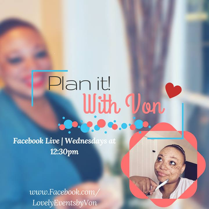 """Plan it! With Von Ep. 11 : Hosting a Reception Long After You Say """" I Do!"""""""