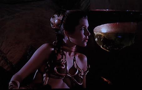 Princess Leia: Killing Her Abuser