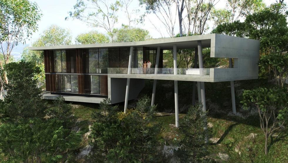 Hawkesbury River House