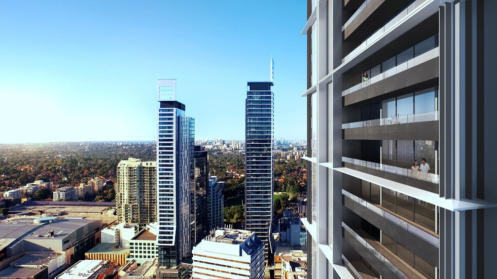 Chatswood Apartments