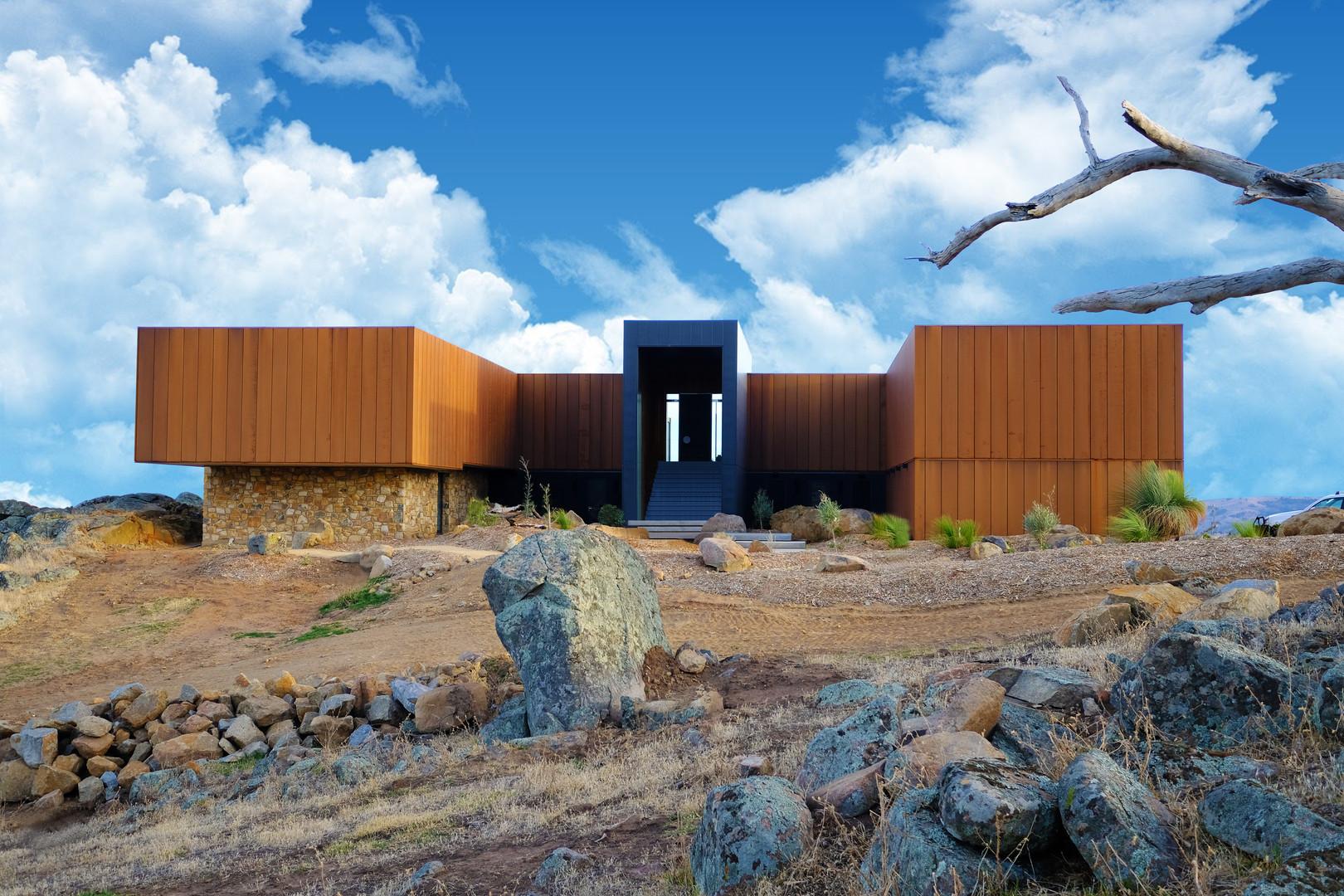 EUROA HOUSE as featured on Grand Designs Australia Season 8 (2019)