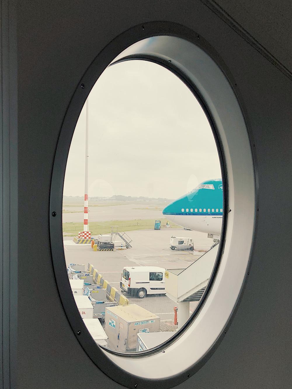 KLM Boeing 747-400ER