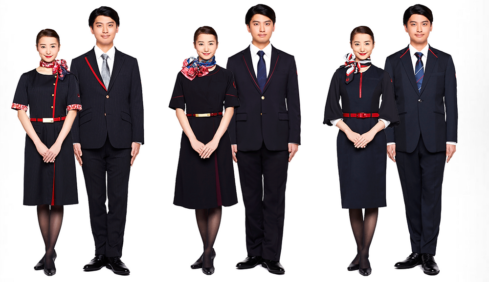 Japan Airlines New Uniform 2020 Contest