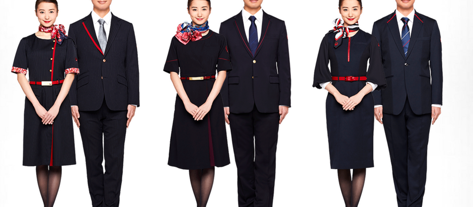 Japan Airlines: Days Left To Vote For Their New Uniform