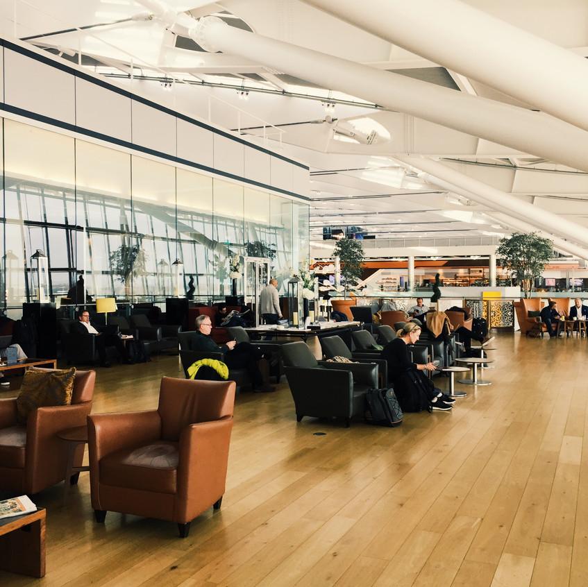 British Airways, Concorde Room