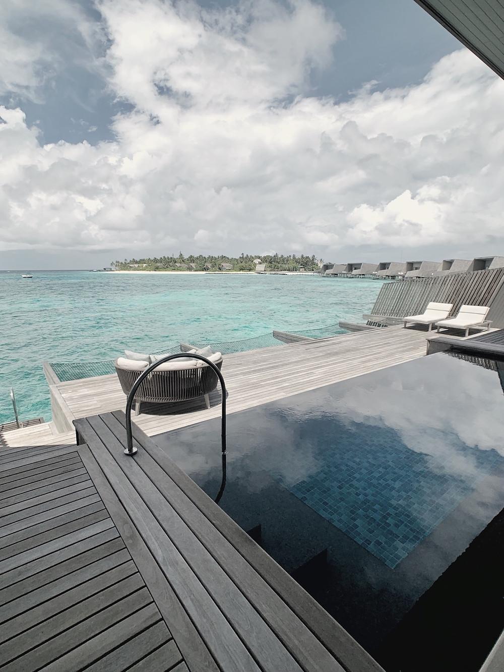Maldives in May: St. Regis Overwater Villa