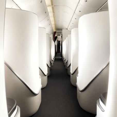 Air France Business Class Review: The Flight, Los Angeles - Paris