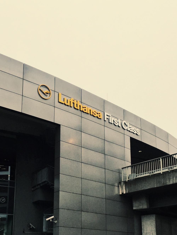 Lufthansa First Class Terminal, Frankfurt