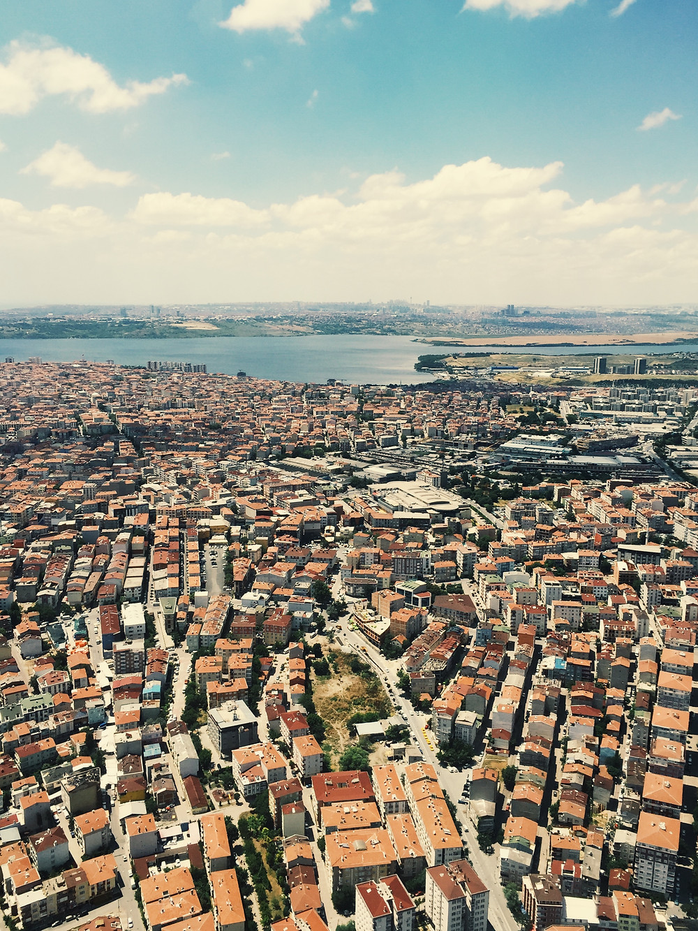The city of Istanbul