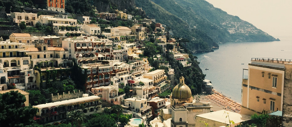 Pretty in Positano: Getting To/From this Magical Place