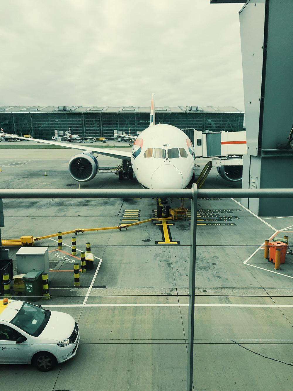 British Airways, Boeing 787-9