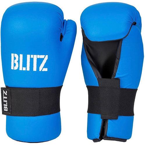 Female Blue Full Sparring Kit