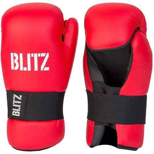 Female Red Full sparring Kit