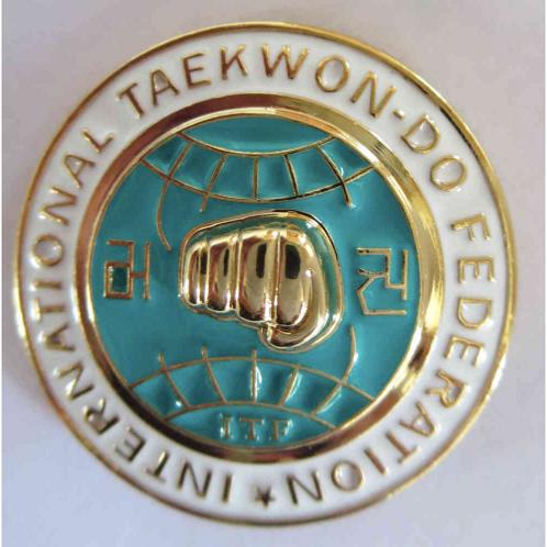 ITF Degree Holders Badge