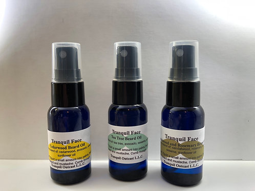 Tranquil Face Beard Oil