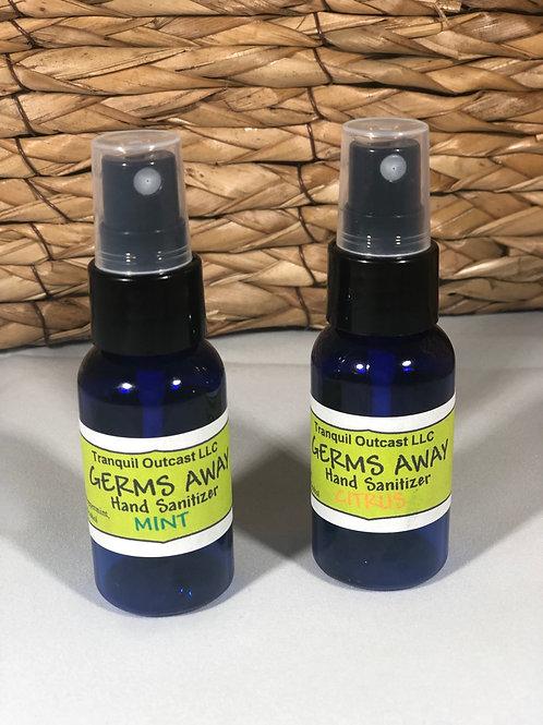 Germs Away Hand Sanitizer - Citrus