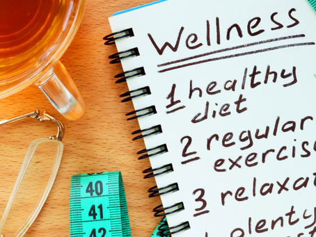 Friday Five 7/16: The Wellness Test
