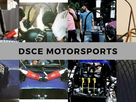 Student club achievements | DSCE motorsports | Dayanandsagar College