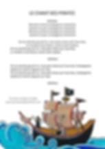 Le chant des Pirates Cie Dans les Bacs à