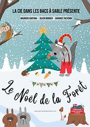 Le Noël de la Forêt, Affiche 2021.png