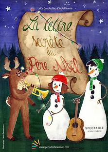 Spectacle de Noël pour les école maternelles