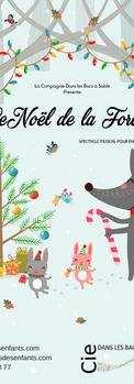 Le Noël de la forêt