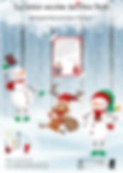 Spectacle de Noël écoles maternelles