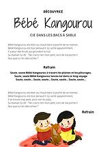 Bal pour enfants, La danse des kangourous