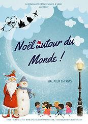 Bal de Noël dans les écoles maternelles et élémentaires