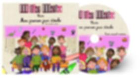 Chansons pour enfants. Compagnie Dans les bacs à sable