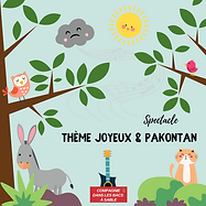 Spectacle Musical Pour Enfants, Joyeux &
