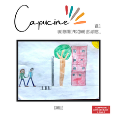 Capucine, Livre audio